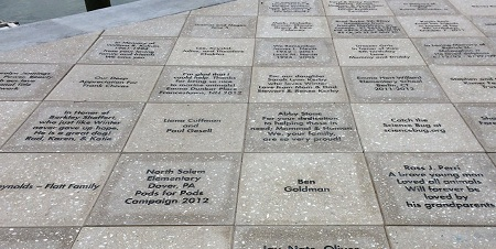 Personalize a Brick Paver with Bricks R Us