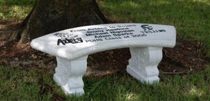 Engraved Benches