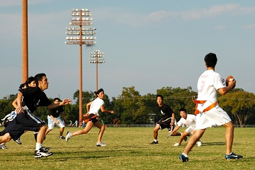 Get New Donors with a Flag Football Tournament